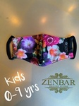 Kid Multi Floral - Onzie Kids Mask by Zenbar