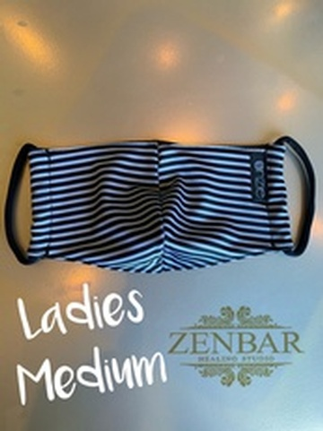 Horizontal Stripe - Fashion Masks Milton by Zenbar