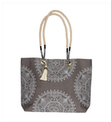 Karma Beach Tote at Zenbar - Registered Massage Therapy Oakville