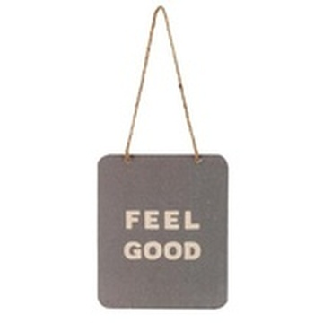 Feel Good - Hanging Sign by Zenbar - Luxury Day Spa