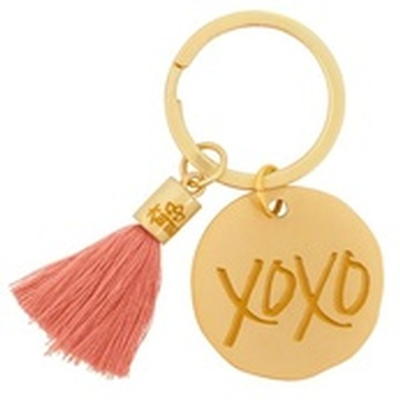Assorted Key Ring with Tassel at Zenbar - Biggest Spa Oakville