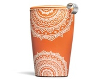 Orange Chakra Tea Cup at Zenbar - Day Spa Oakville