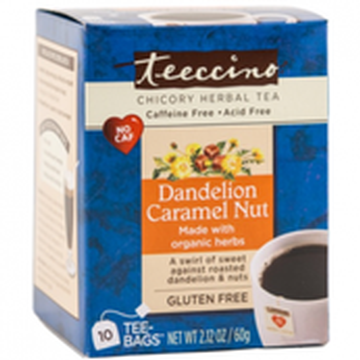 Teeccino Coffee Alternative - Caramel Nut by Zenbar